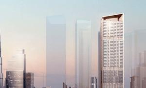 В Дубае построят небоскреб с полем для гольфа стоимостью