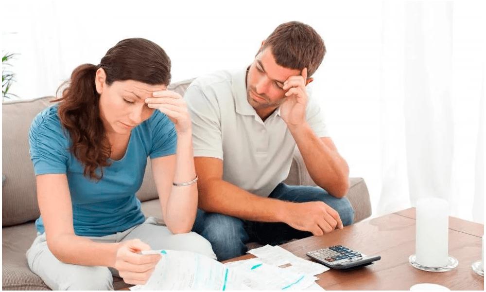 Какие действия при разводе