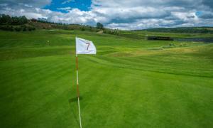 Курорт для гольфистов