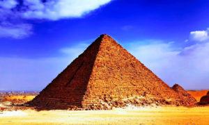 египетских пирамид