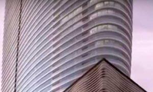 Люксовый небоскреб