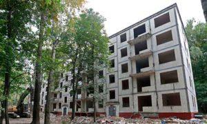 е реновации в Москве