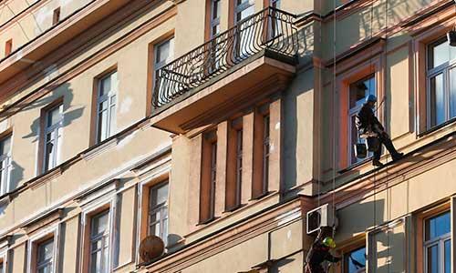 Образец акта на ремонт фасада