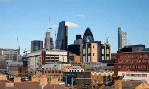 Средняя цена дома в столице Великобритании опустилась до самого низкого
