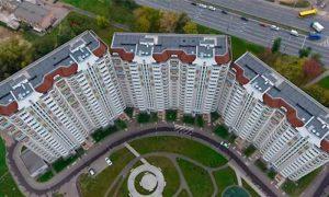 Строительство домов для переселения по программе реновации