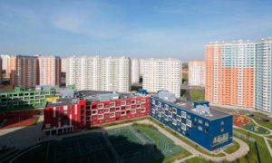 жилья в Москве