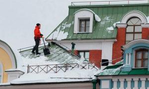 крыши от снега