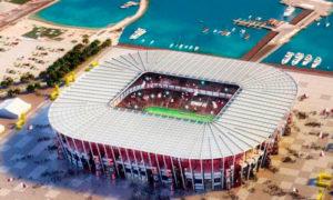 стадиона к ЧМ-2022