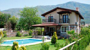 в турецкую недвижимость