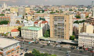 на Якиманке в Москве