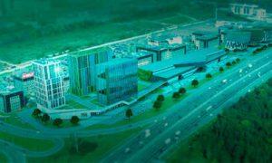 Китайцы инвестируют $150 млн в строительство бизнес-парка