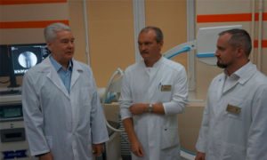 Московские клиники