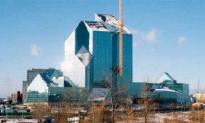 Московский долгострой «Синий зуб» реконструируют