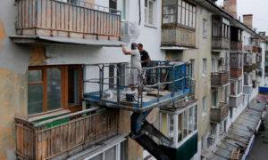 перепланировка балконов
