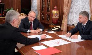 Путин одобрил создание нового наземного метро
