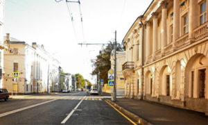 дорогой район Москвы