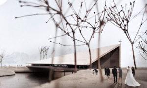 Финские архитекторы представили проект церкви-моста