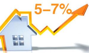 Минстрой: цены на жильё вырастут минимум на 5-7% после отказа от долевого строительства