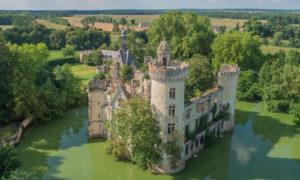 Владельцами замка во Франции одновременно стали