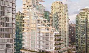 В Ванкувере показали квартиры для миллионеров в самой высокой в мире