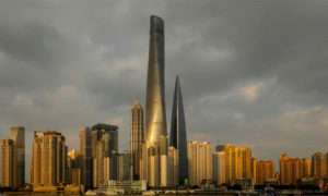 высоте здание в мире