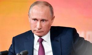 Путин заявил о необходимости отстранения УК