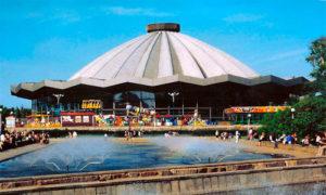 Реставрация Большого московского цирка на Проспекте Вернадского в Москве