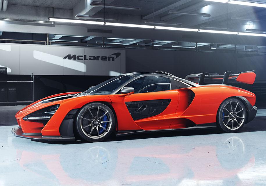 Последний McLaren Senna продали втрое дороже других экземпляров