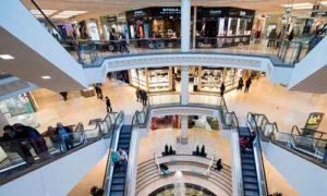 Ввод торговых площадей