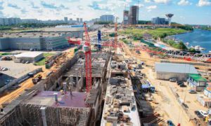 В новом году помимо бюджетных средств Москва традиционно будет привлекать в строительство