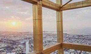 Самый высокий в мире отель откроют