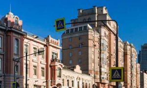 вилы в центре Москвы