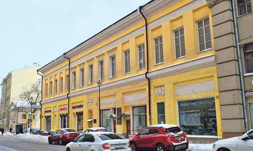 Москвоская мэрия продала главный дом графа Шувалова на Покровке за 189,3 млн рублей