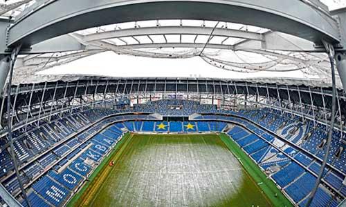 Стадион Динамо в Петровском парке