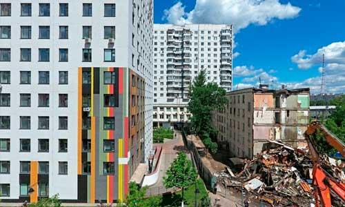 реновации в Москве
