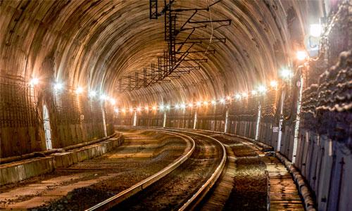 Байкальского тоннеля