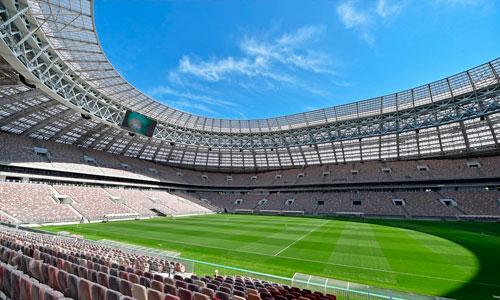 Стадион «Лужники», оснащенный системами REHAU, стал лучшим спортивным
