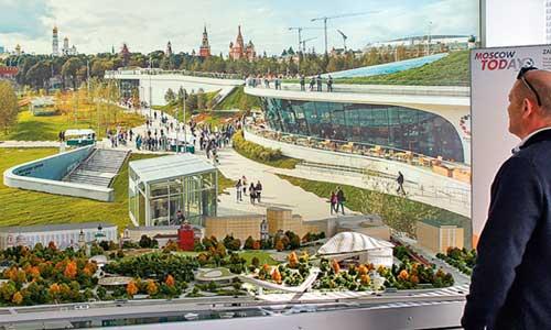 Стенд российской столицы стал одним из самых популярных на выставке