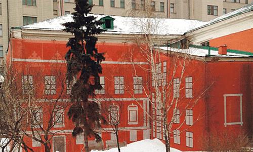 Уникальный памятник архитектуры Москвы – палаты боярина Троекурова