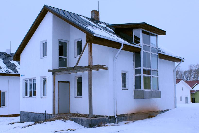 купим недостроенные дома