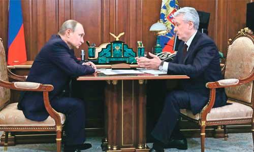 Владимир Путин оценил успехи Москвы в разных