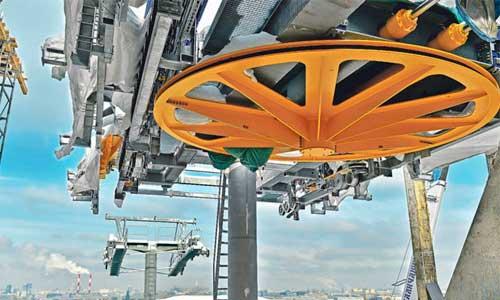 В парке «Зарядье» и на территории спорткомплекса «Лужники» вскоре откроются новые объекты