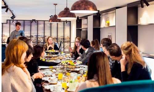 Компания REHAU продолжает традицию Архитектурных завтрако