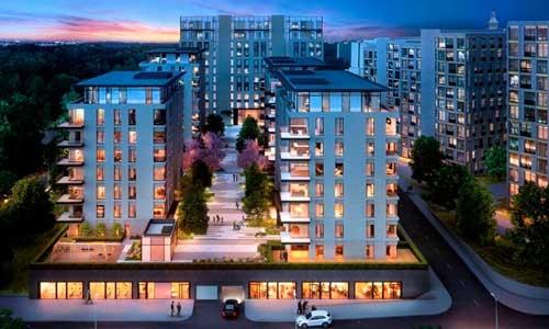 Москомархитектура представила проект жилого комплекса на базе