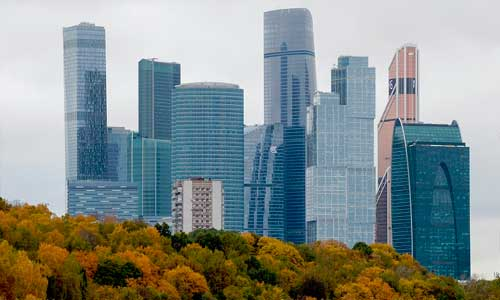 Офисы в «Москва-Сити»