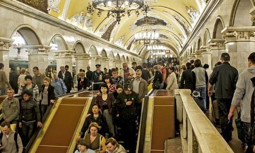 Реконструкция станций московском метро