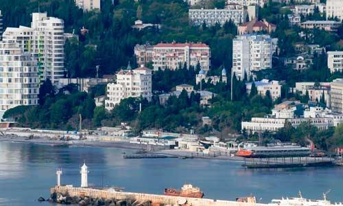 в городах Крыма
