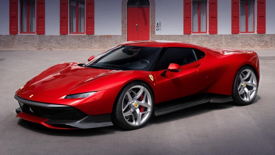 Уникальный Ferrari SP38 примерил облик легендарного F40
