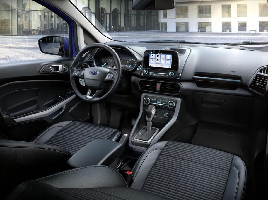 Назаваны российские цены на обновленный Ford EcoSport