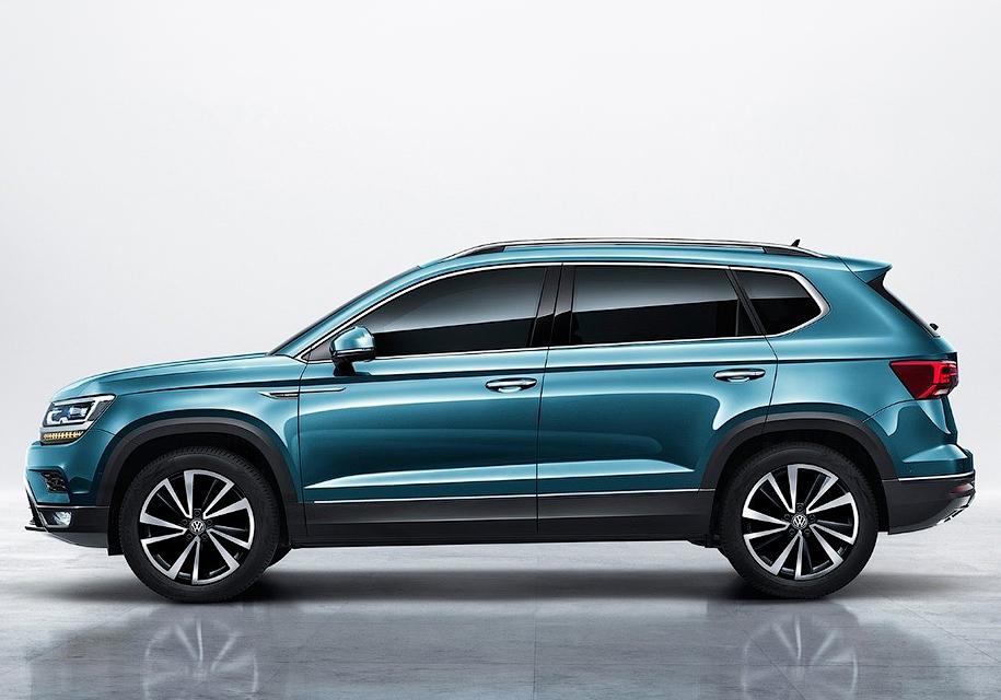Раскрыта внешность «народного внедорожника» Volkswagen для России